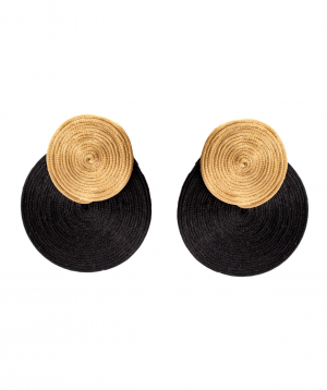 "Earrings ""LilmArt"" handmade №8"