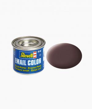 Revell Paint leather brown, matt