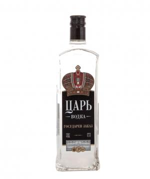 Vodka `Царь` 700ml