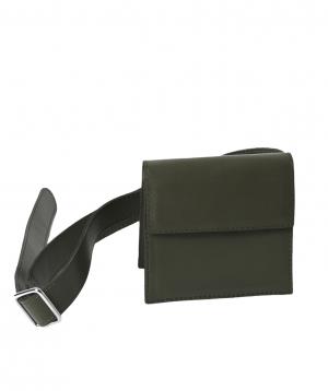 """Bag belt """"Anna Mirzoyan"""" Green Belt Bag"""