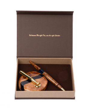 """Pen """"Awood"""" №18 in a box"""