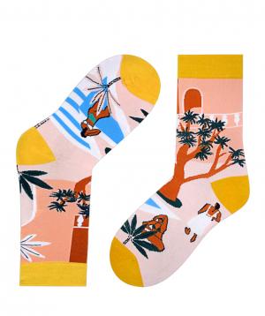"""Գուլպաներ """"Zeal Socks"""" Ծովափ"""