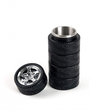 Thermo cup `Creative Gifts` tire