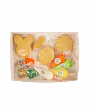 """Box """"Yes Republic"""" of cookies №3"""