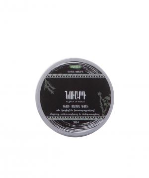 Դիմակ «Նուարդ» սև կավով, մաքրող 50 մլ