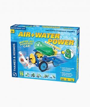 THAMES & KOSMOS Educational Game Energy Air+Water Power