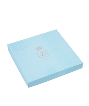Chocolate candies `LEE Classico SILVER`