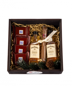 Gift box `Basic Store` №30