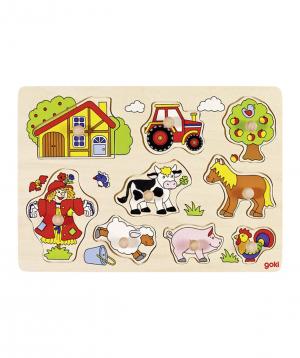 Խաղալիք «Goki Toys» աշտարակ Peppo