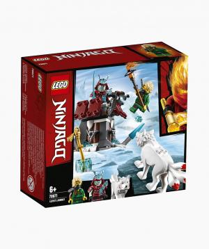 Lego Ninjago Կառուցողական Խաղ Լոյդի Ճանապարհորդությունը