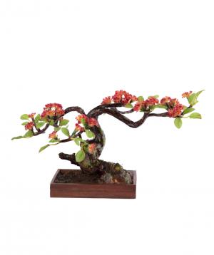 """Bonsai """"Eco Garden"""" handmade, artificial №2"""