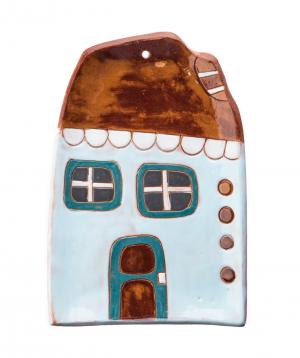 "Plate ""Nuard Ceramics"" House №6"