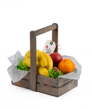 Composition `Basic Store` with fruits №4