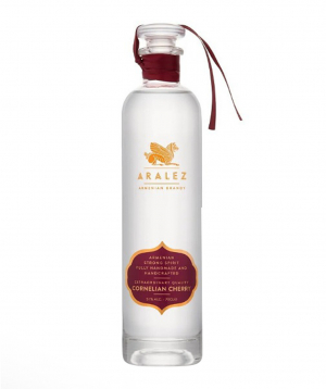 Vodka `Aralez` cornelian cherry 700ml