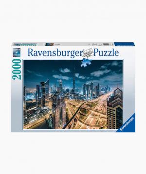 Ravensburger Փազլ «Տեսարան Դուբայ քաղաքից» 2000p