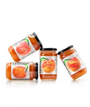 """Jam """"Mrgastan"""" peach"""