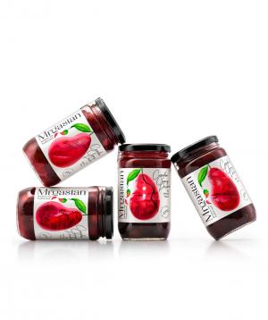 "Jam ""Mrgastan"" cornelian cherry"