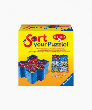 Ravensburger Puzzle sorting tray