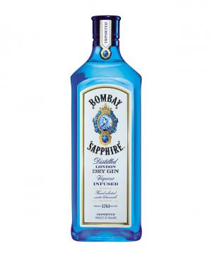 Gin `Bombay Sapphire` 1l