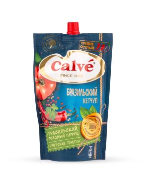 Կետչուպ «Calve բրազիլական» 350գ
