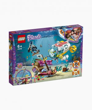 Lego Friends Constructor Dolphins Rescue Mission