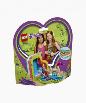 Lego Friends Constructor Mias Summer Heart Box