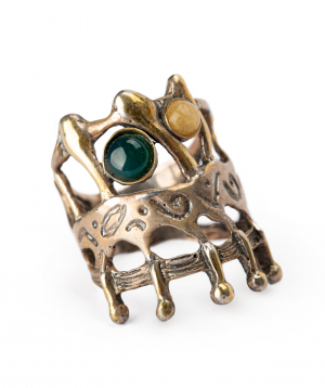 """Ring """"Har Jewelry"""" silver inspiration"""