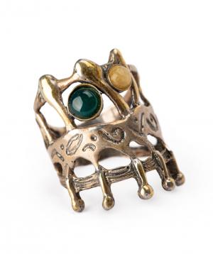 Մատանի «Har Jewelry» արծաթյա ներշնչանք