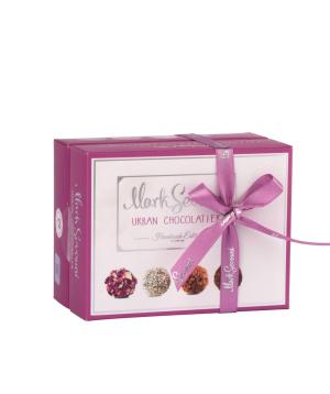 Շոկոլադե հավաքածու «Mark Sevouni»  Allure Chocolate Collection 140 գ