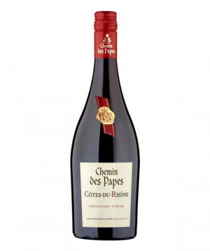 Գինի «Cotes du Rhone Chemin» կարմիր, անապակ 750մլ