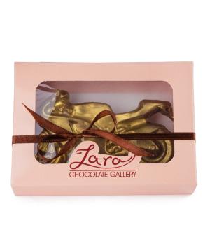 "Chocolate ""Lara Chocolate"" motorcycle"
