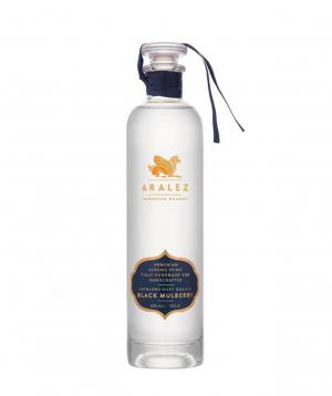 Vodka `Aralez` black plum 700ml