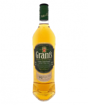 """Whiskey """"Grant`s Sherry Cask Finish"""" 8y.o. 700 ml"""