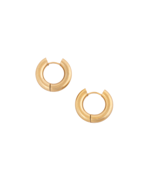 """Earrings """"Rougecoco"""" classic"""