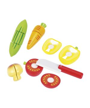 Խաղալիք «Goki Toys» բանջարեղեն ինքնակպչունի վրա