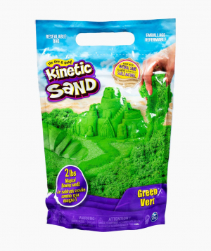 Spin Master Kinetic Sand Green