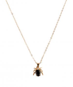 """Necklace """"Ssangel Jewelry"""" spider"""