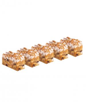 Pastry `Parma` Dies 5 pieces