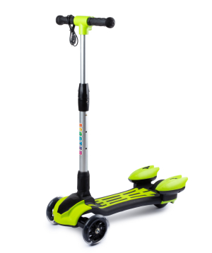 Scooter PE-15073 with light effect, steam and sound signal