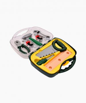 Klein Թափանցիկ Ճամպրուկ՝ Bosch Գործիքներով