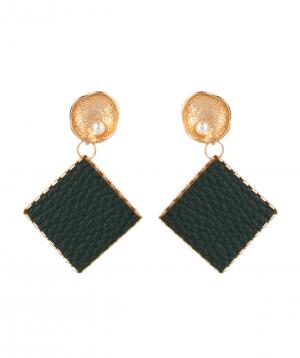 """Earrings """"Ssangel Jewelry"""" №7"""