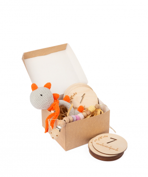 """Gift box """"Crafts by Ro"""" №10"""