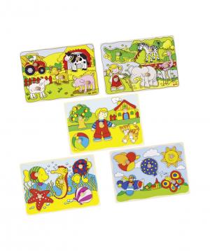 Խաղալիք «Goki Toys» փազլ Powerdisplay