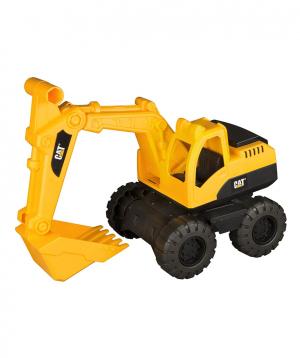 "Toy ""CAT"" car, constructional №2"
