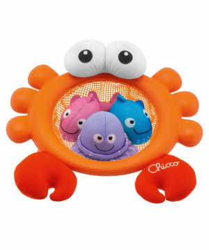 "Toy ""Chicco"" bathroom shrimp"
