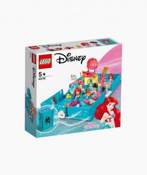 Lego Disney Կառուցողական Խաղ «Արիելի հեքիաթային արկածների գիրքը»