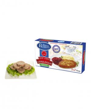 Cutlets `Bellisimo` chicken