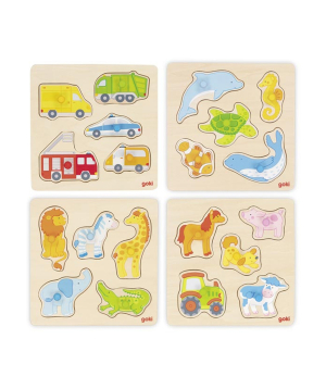 Toy `Goki Toys` puzzle Powerdisplay