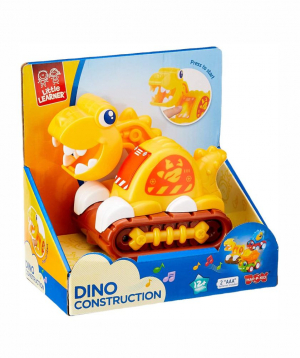 Toy `Little Learner` musical, dinosaur