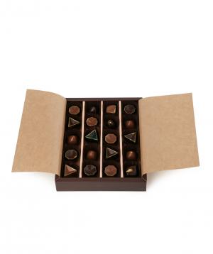 Շոկոլադե հավաքածու «Dream Chocolate» №1